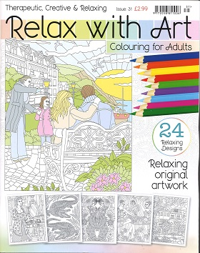 RELAX WITH ART
