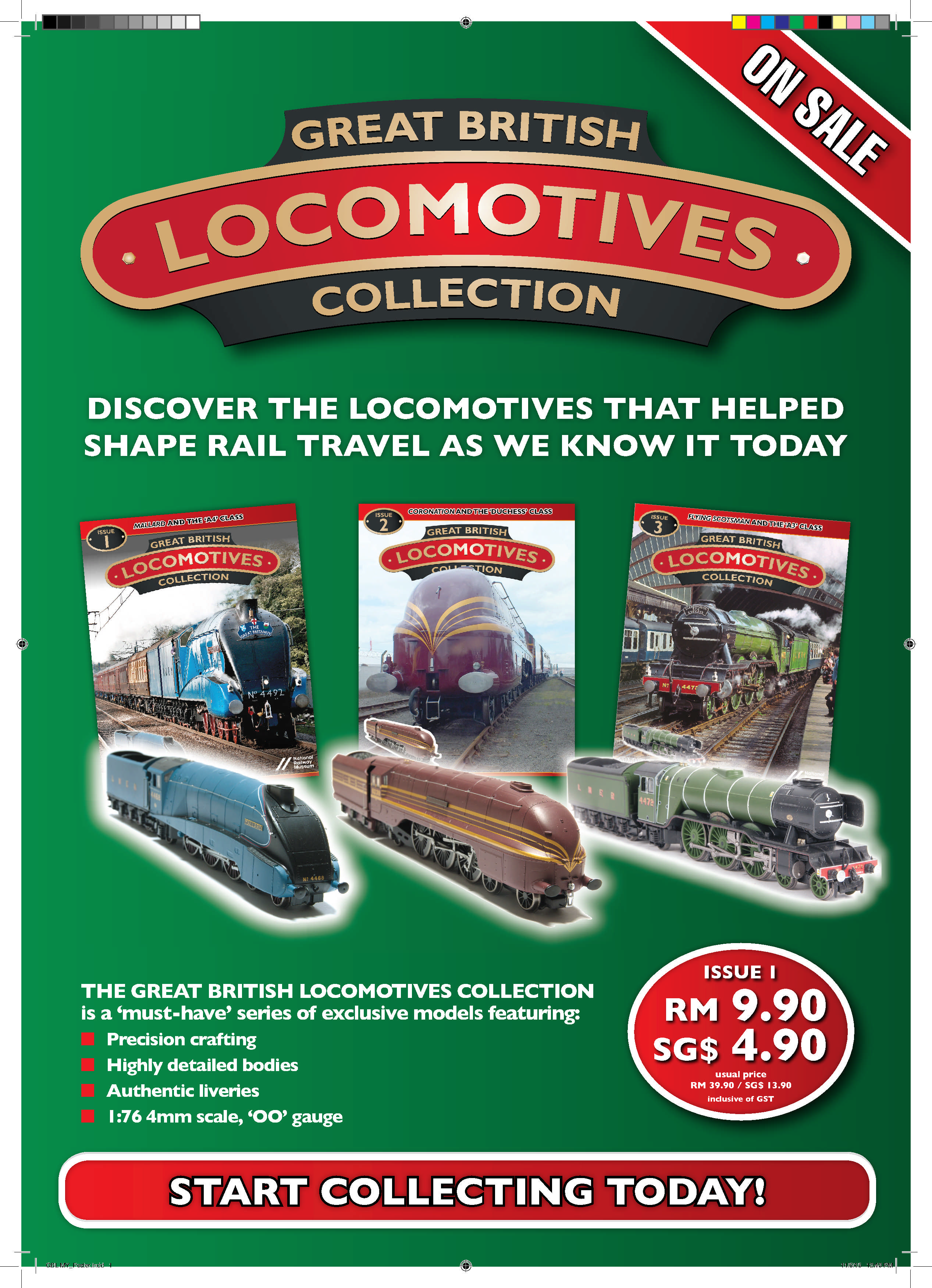 GREAT BRITISH LOCOMOTIVES Magazine