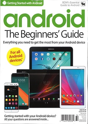 BDM ESSENTIAL GUIDE TO ANDROID Magazine