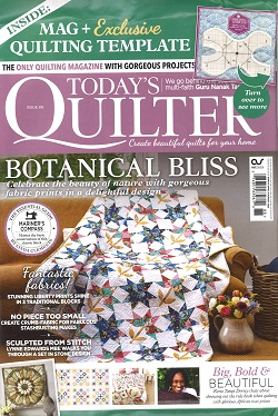 TODAY QUILTER