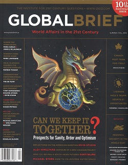 GLOBAL BRIEF Magazine