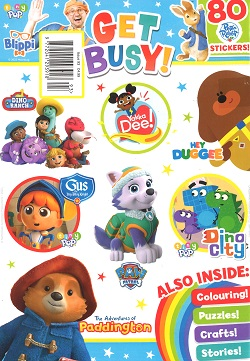 GET BUSY! Magazine