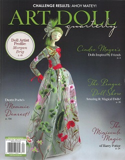 ART DOLL QUARTERLY Magazine