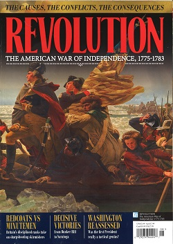 REVOLUTION:AMERICAN WAR OF INDEPENDENCE 1775-1783