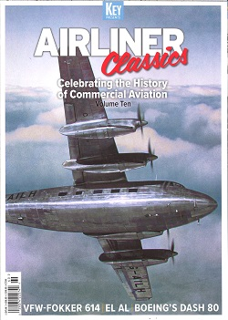 AIRLINER CLASSICS UK Magazine