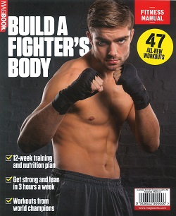 BZ BUILD A FIGHTER`S BODY -VOL02 Magazine