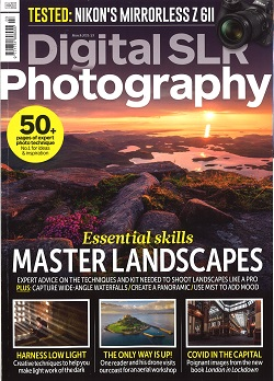 DIGITAL SLR PHOTOGRAPHY(UK) Magazine
