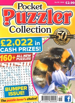 POCKET PUZZLER COLLECTION Magazine