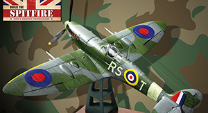 MODELSPACE - SPITFIRE Magazine
