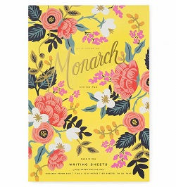 BIRCH MONARCH WRITING PAD (RIFLE PAPER) Magazine