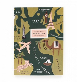 BON VOYAGE JOURNAL (RIFLE PAPER) Magazine