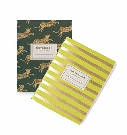 PAIR OF SAFARI POCKET NOTEBOOKS Magazine