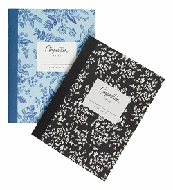 PAIR OF COMPOSITION POCKET NOTEBOOKS (RIFLE PAPER) Magazine