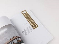 MIDORI BRASS BOOKMARK TEMPLATE NUMBERS Magazine