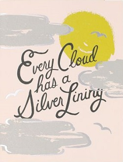 Every Cloud Has a Silver Lining Magazine